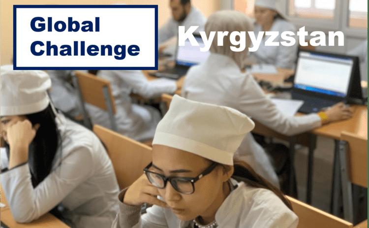 ●Project1:中央アジア「キルギス」への薬学教育支援
